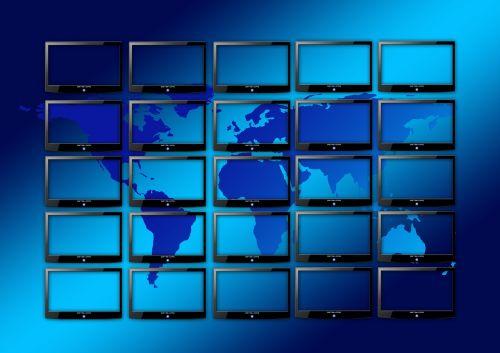 monitors computer internet