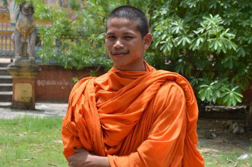 monk person spirituality