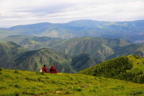 monk mountain southern taiwan