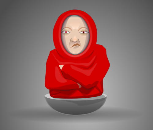 monk friar hooded