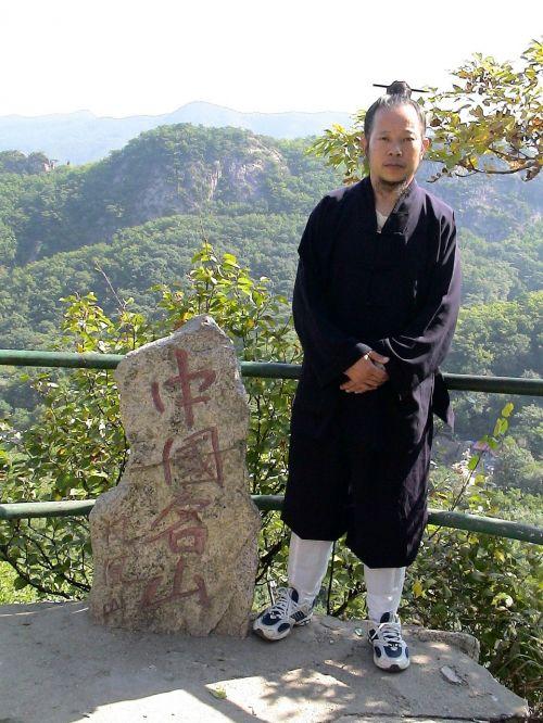 monk chinese human