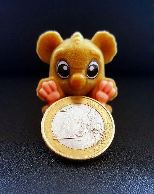 monkey euro coin