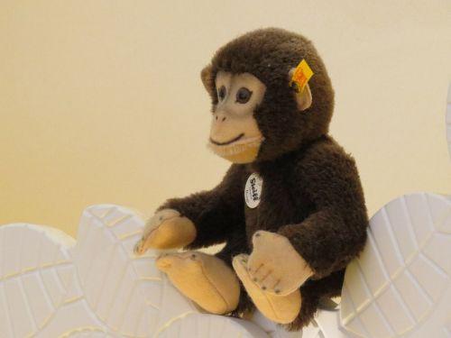 monkey äffchen steiff animals