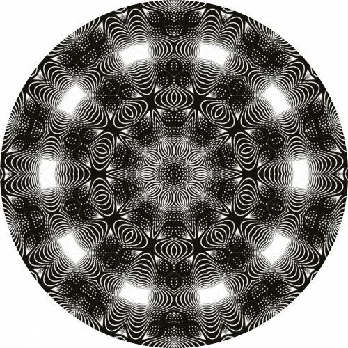 Monochrome Circle