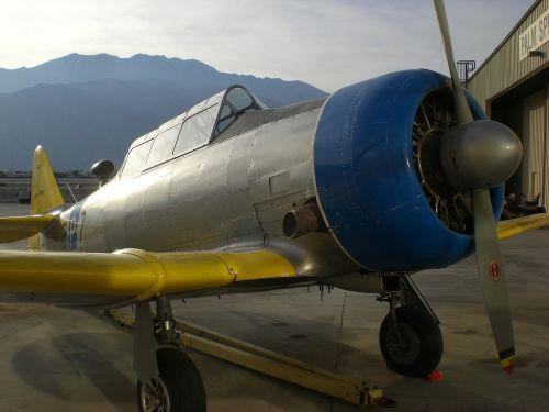 monoplane aircraft vintage