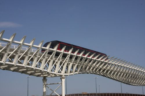 monorail magnetic levitation italy
