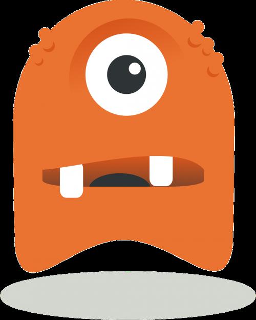 monster pacman pac-man