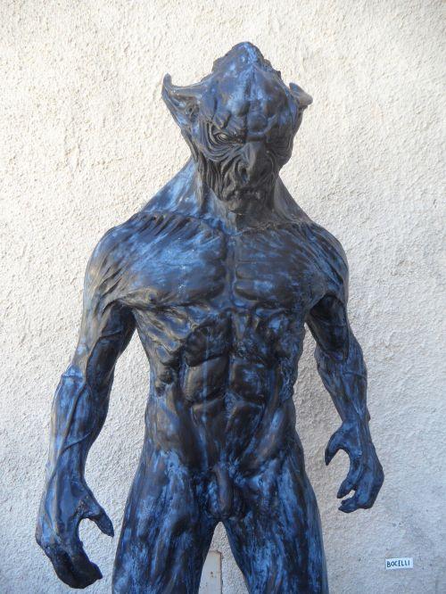 monster werewolf vampire