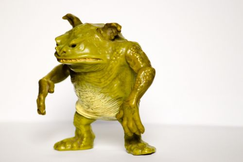 monster toy action figure
