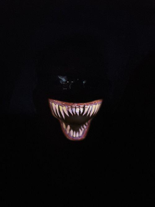 monster alien nightmare