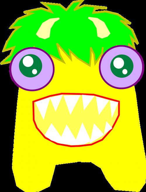 monster roar alien