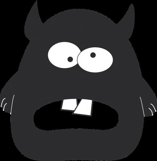 monster nasty devil