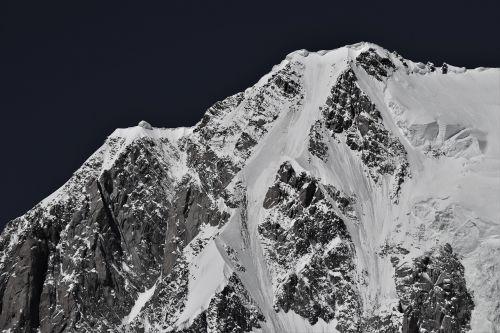 mont blanc mont-blanc courmayeur alps