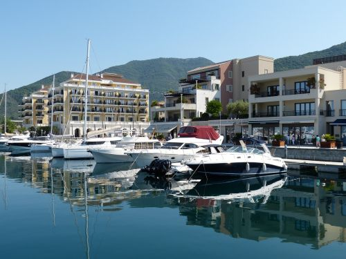 montenegro kotor port