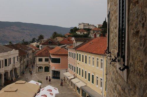 montenegro  herceg novi  city