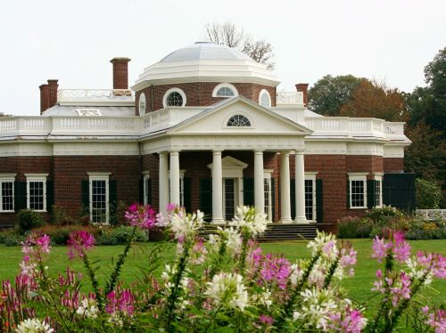 monticello dome presidential home