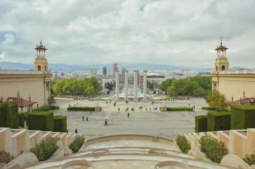 montjuïc barcelona europe