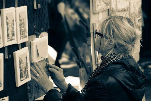 montmartre artists paris