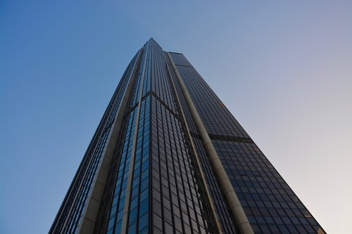 montparnasse tower  paris  capital france