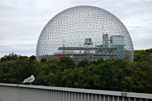 montreal tourism biosphere
