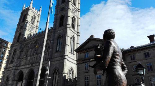 montréal canada cathedral