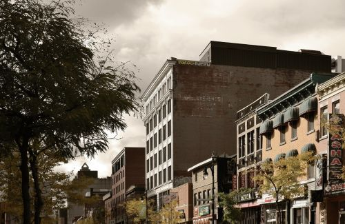 montreal street building