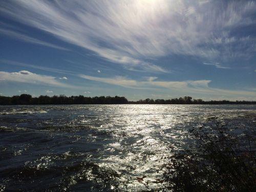 montreal rapids autumn