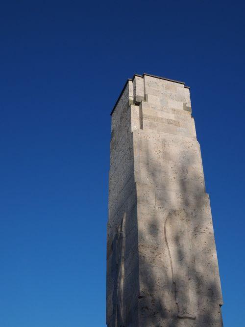 monument pillar war memorial