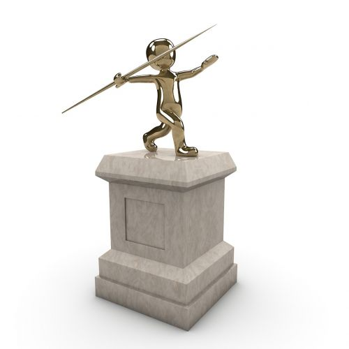 monument spear olympia