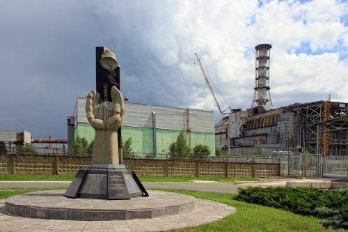 monument chernobyl ukraine