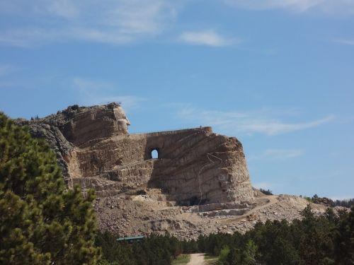 monument crazy horse memorial south dakota