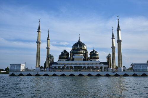 monument islamic art taman tamadun islam