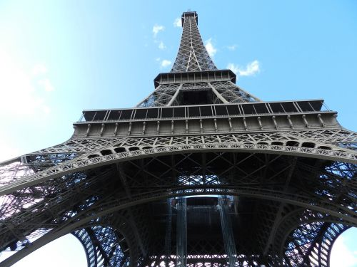 monument eiffel tower grand