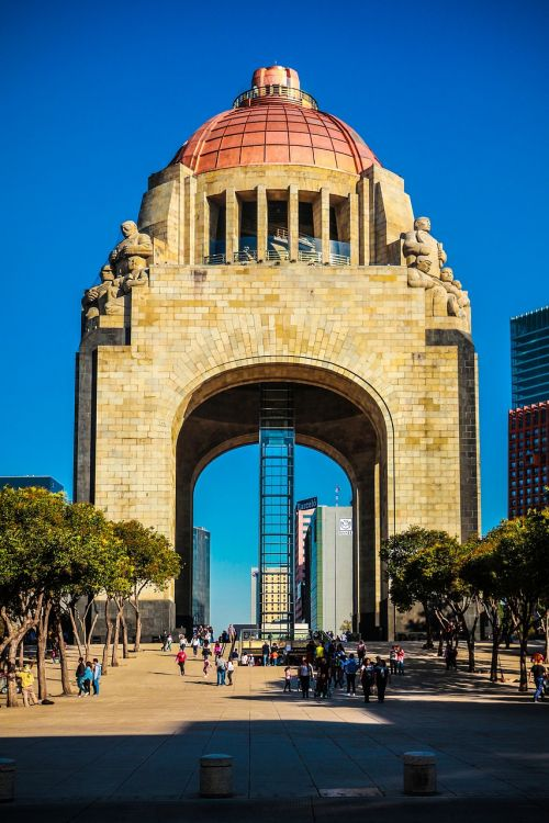 monument revolution mexico