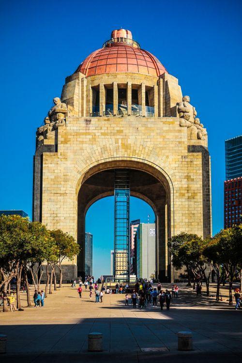 monument revolution mexico