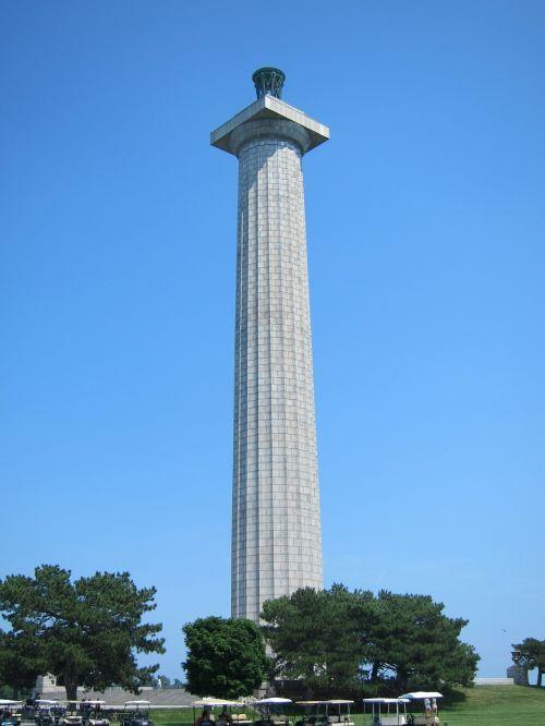 monument memorial lake erie