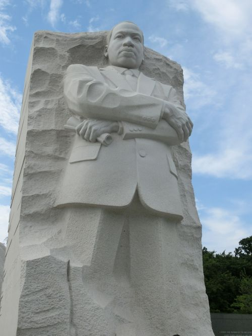 monument martin luther king places of interest