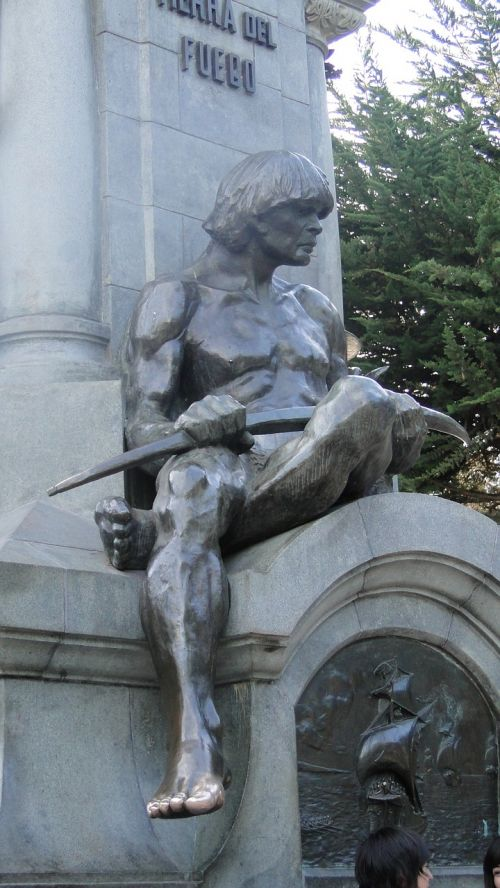 monument bronze statue