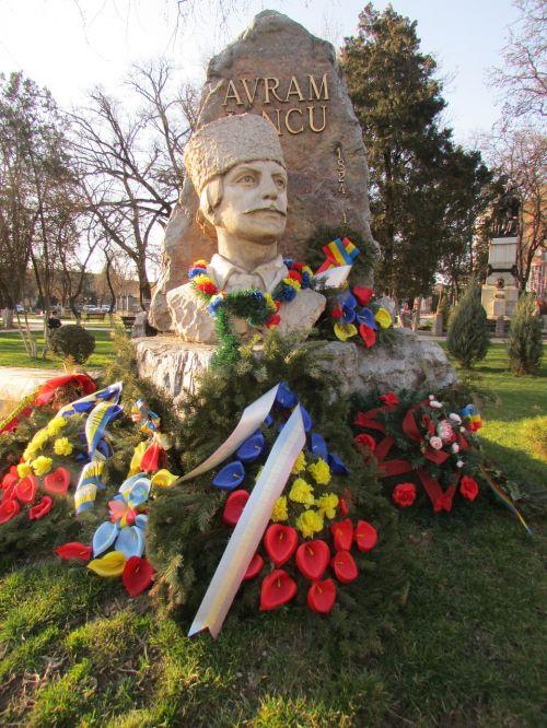 monument abraham iancu beius