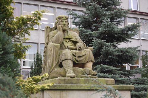 monument jana good jan good opole