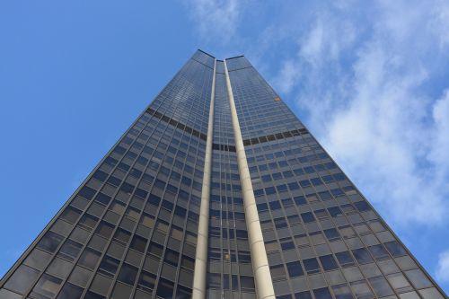 monument of montparnasse tower paris capital