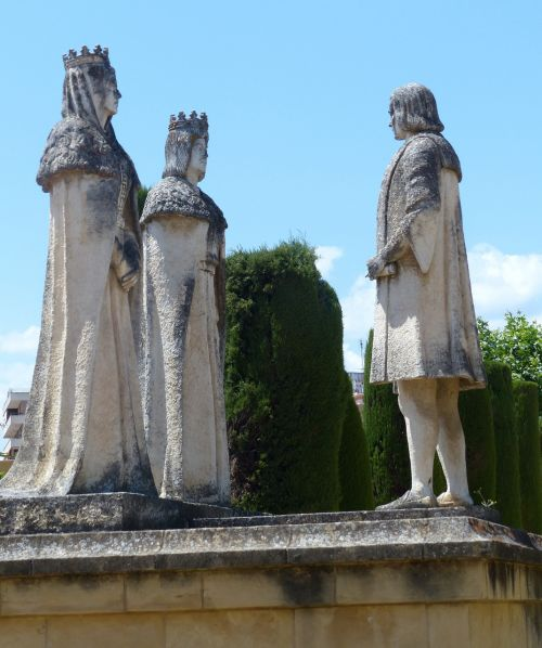 monument of the catholic kings columbus isabelle