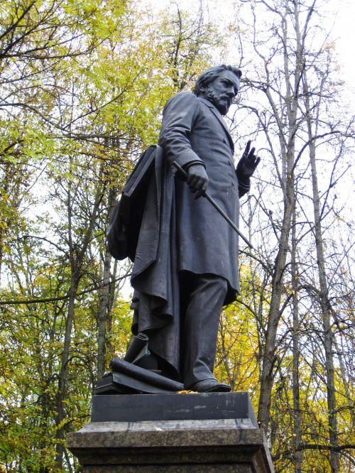 Monument To The Composer Glinka