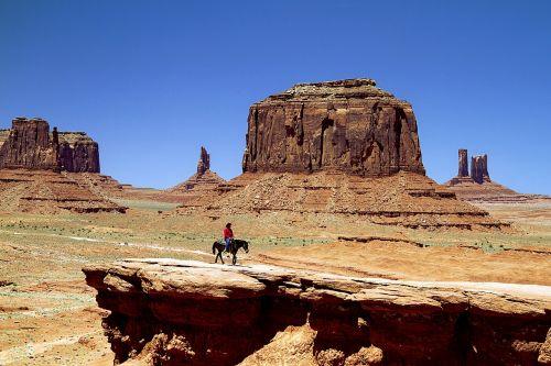 monument valley utah wild west