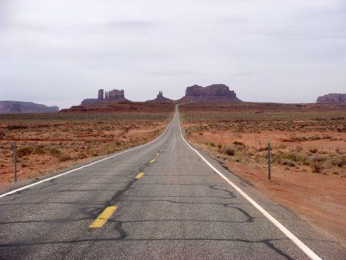 paminklo slėnis,uolienos formacijos,akmenys,Colorado,usa,Jungtinės Valstijos,amerikietis,kraštovaizdis,Nacionalinis parkas,paminklo slėnis Navajo genčių parkas,gamta,erozija,dykuma,kelias,palikti,nėra žmonių