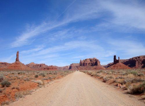 paminklo slėnis,uolienos formacijos,akmenys,Colorado,usa,Jungtinės Valstijos,amerikietis,kraštovaizdis,Nacionalinis parkas,paminklo slėnis Navajo genčių parkas,gamta,erozija,dykuma,kelias