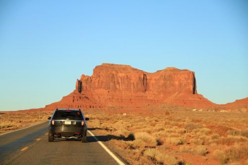 monument valley mission impossible self-drive tour