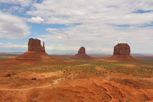 monument valley  national park  monument