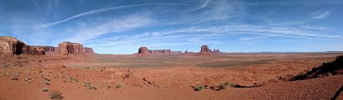 paminklas, slėnis, Utah, paminklo slėnis Utah