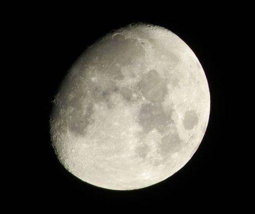 moon lunar astronomy